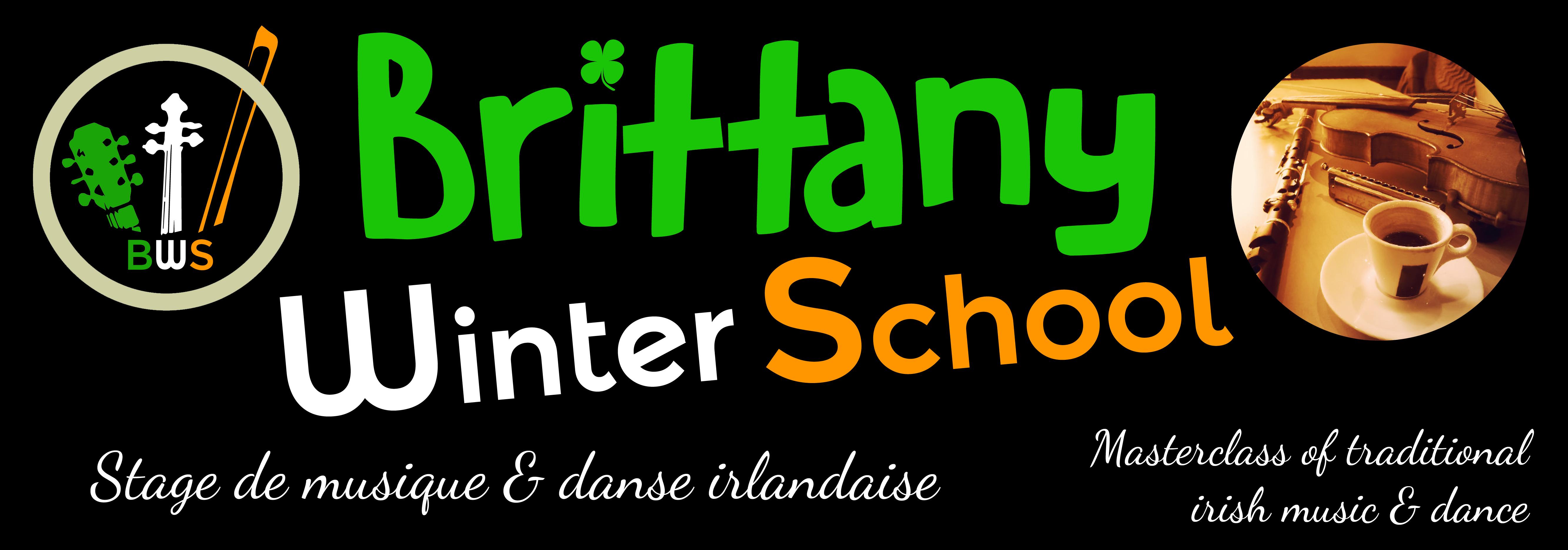 Brittany Winter School - [SITE OFFICIEL] Logo