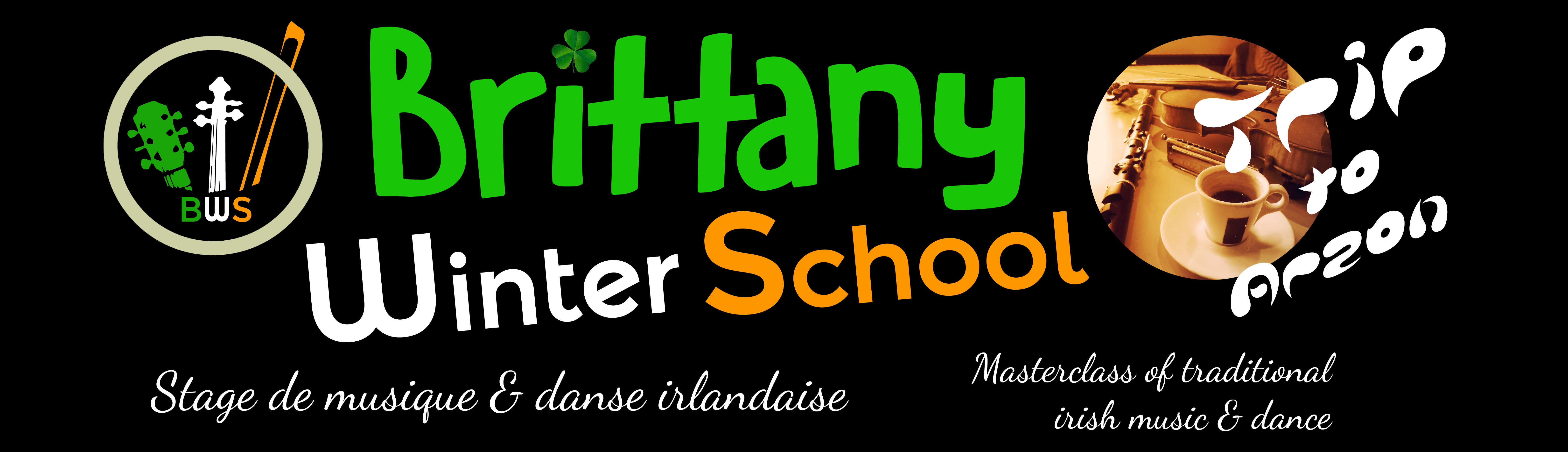 Brittany Winter School - [SITE OFFICIEL] Logo
